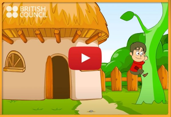 British Council | LearnEnglish Kids: Jack and the Beanstalk - Kids Stories