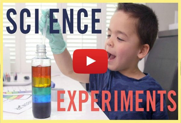 WhatsUpMoms: PLAY| 3 Awesome Science Experiments!!