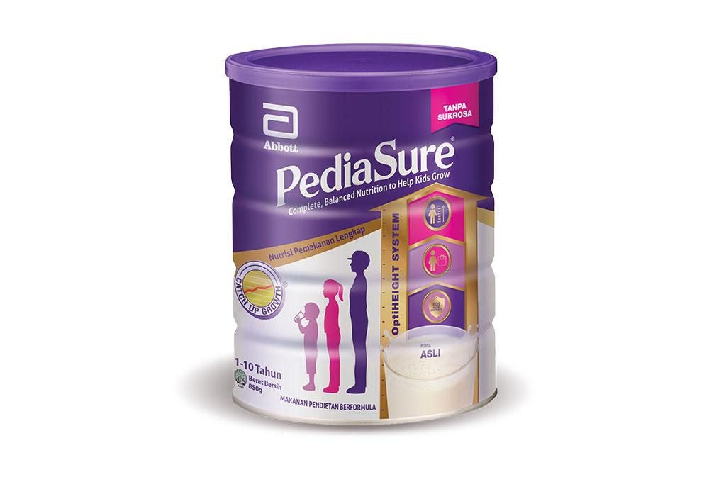 You Can Help Optimize Your Child's Physical Growth with PediaSure 0% Sucrose