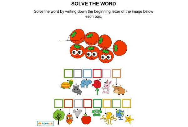 Language - Solve the Word