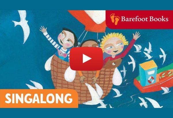 Barefoot Books: Up, Up, Up! | Barefoot Books Singalong