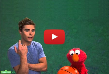 Sesame Street: Zac Efron and Elmo - Patience