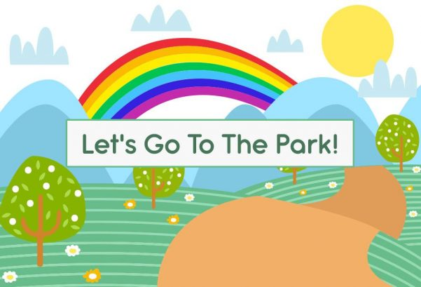 Let's Go To The Park!