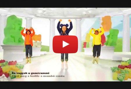 Funny Kids: Just Dance Kids 2 - I'm a Gummy Bear