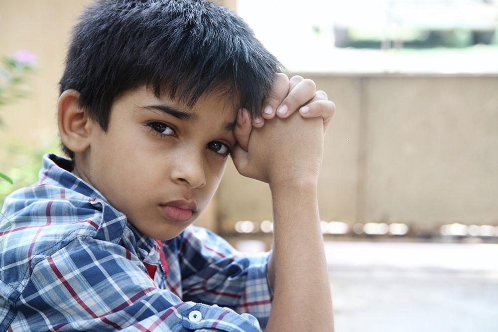 Depression in Children: Is it Possible?