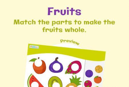 Logic & Puzzles - Fruits