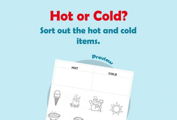 SCIENCE - Hot or Cold