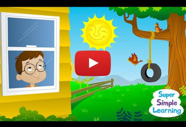 Super Simple Songs - Kids Songs: How's The Weather?