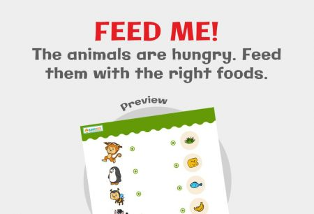 Logic & Puzzles - Feed Me!