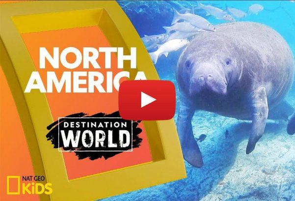 National Geographic Kids: North America | Destination World