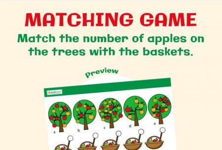 Logic & Puzzles - Matching game