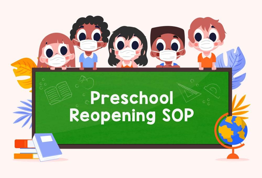 MCO 2.0 | Preschool Reopening Guide for the New Normal