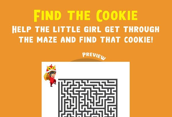 Logic & Puzzles - Find that cookie!