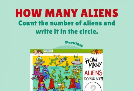 Numbers - How many aliens?