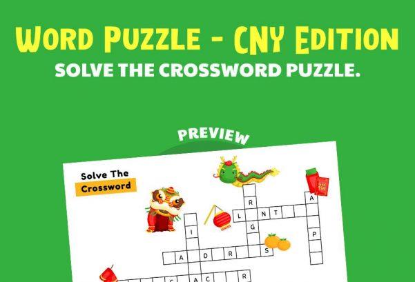Logic & Puzzle - Word Puzzle