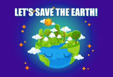 Let's Save The Earth!