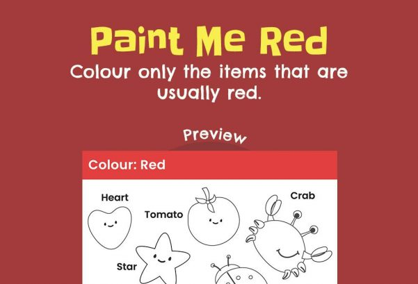 Art - Paint me red