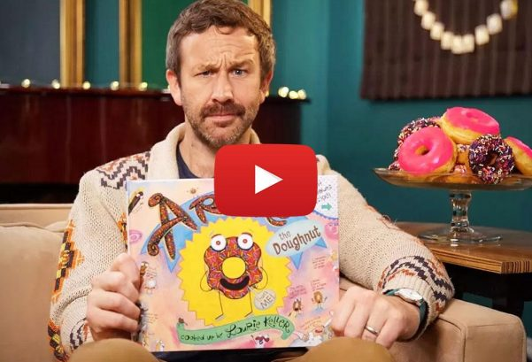 StorylineOnline: Arnie the Doughnut read by Chris O'Dowd