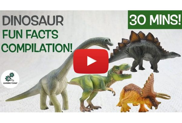 Learning Toolkit: Learn about DINOSAURS!