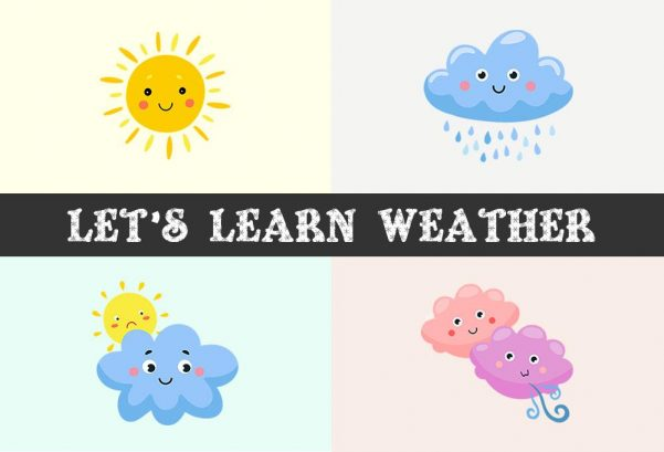 Let's Learn Weather