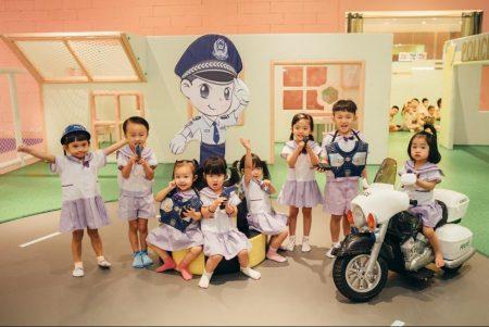 D'FLY Preschool, Tesco Desa Tebrau, Johor Bahru
