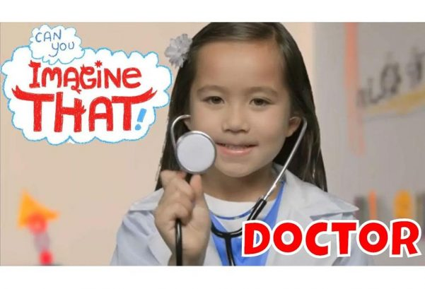 RADICAL JR.: I Want To Be A Doctor - Can You Imagine That?