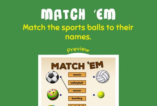 Language - Match 'em