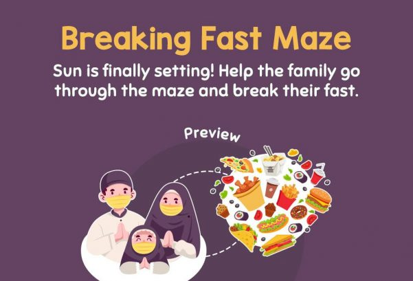 Logic & Puzzles - Breaking fast maze