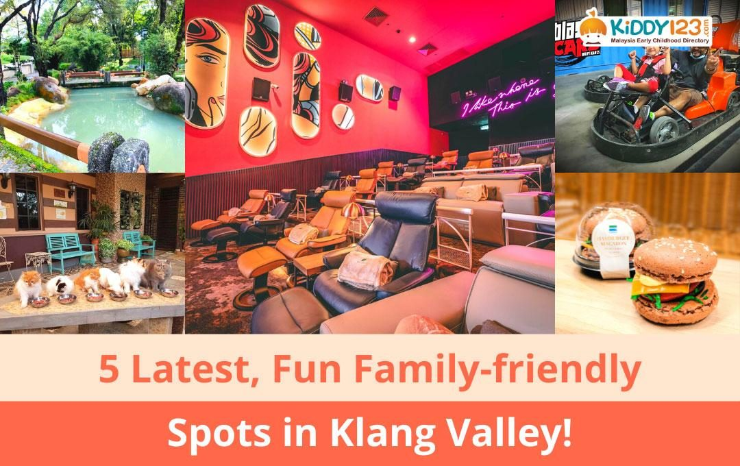 5 Latest, Fun Family-friendly Spots in Klang Valley!