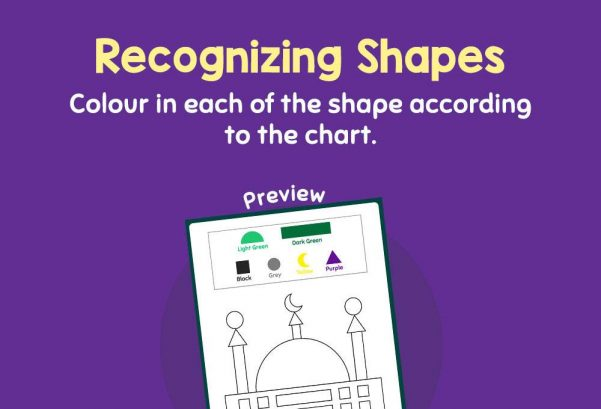 Art - Recognizing Shapes
