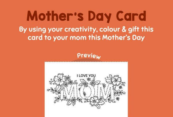 Art - Mother's Day Card