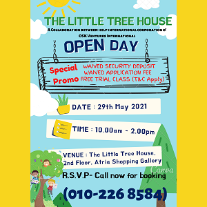 The Little Tree House Open Day