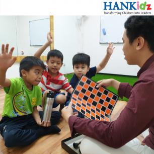 HANKidz Lifestyle Hub (Day Care & Enrichment Centre), Pusat Bandar Puchong