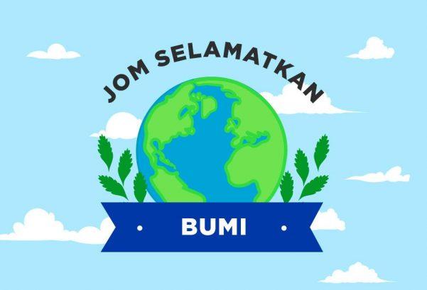 Jom Selamatkan Bumi!