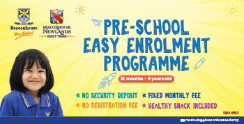 Beaconhouse Newlands Early Years (BNEY)