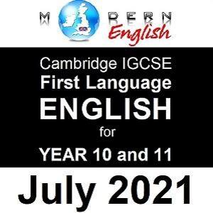New IGCSE English @ Modern English, Bandar Puteri, Puchong