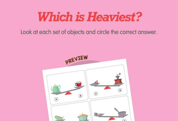Science - Which is heaviest?