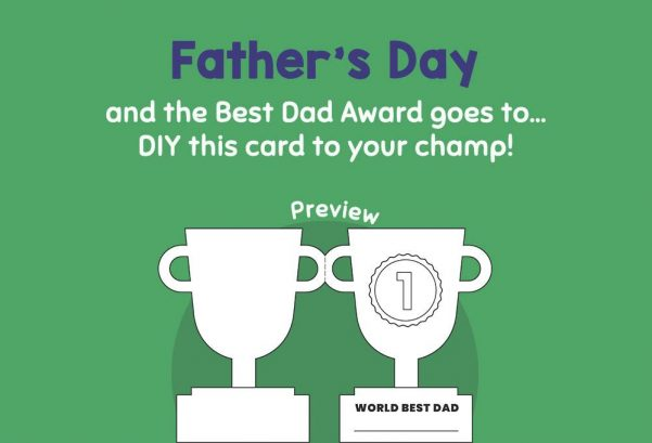 Art - Father's Day Card 2