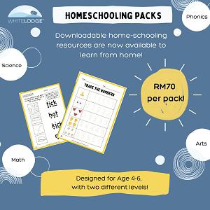 White Lodge Home-based Workpacks @ White Lodge International Preschool