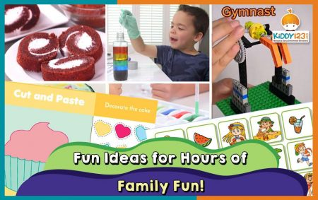 Fun Ideas for Hours of Family Fun!