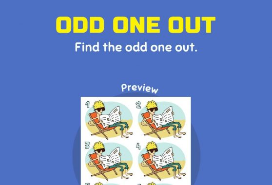 Logic & Puzzles - Odd one out