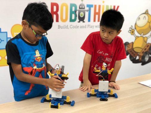 RoboThink, Bandar Utama