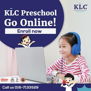 KLC Preschool Online Learning