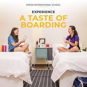 A Taste of Boarding @ Epsom International Boarding School Bandar Enstek, Negeri Sembilan