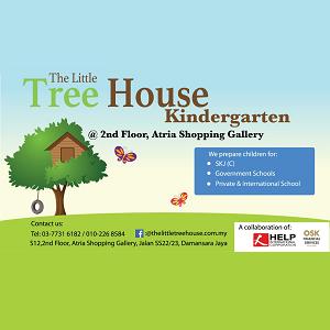 Class Teacher @ The Little Tree House, 2nd Floor, Atria Shopping Gallery