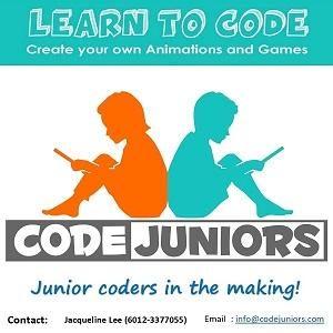 CodeJuniors Coding Camps (Part 1)