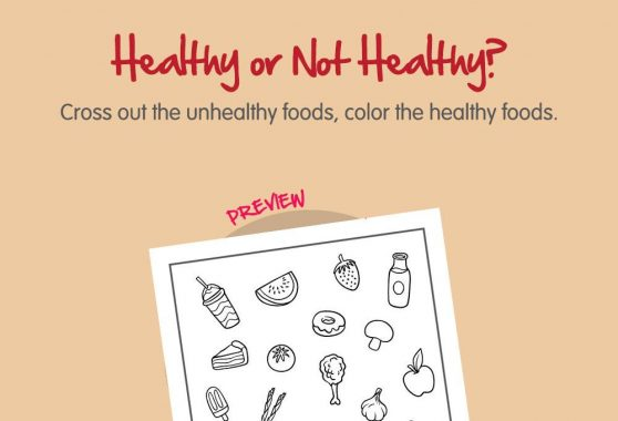 Science - Healthy or Not Healthy