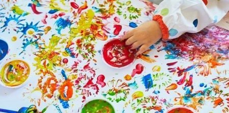 5 DIY Messy Play Ideas for Children