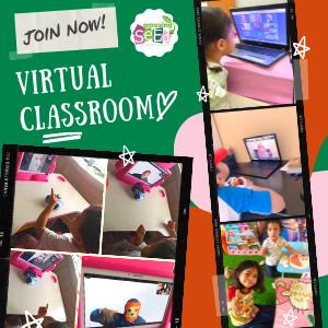 Virtual Classroom @ Amazing Seed, SS14, Subang Jaya