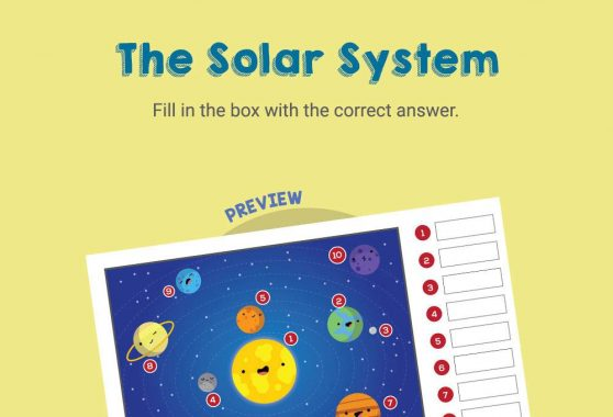 Science - The Solar System